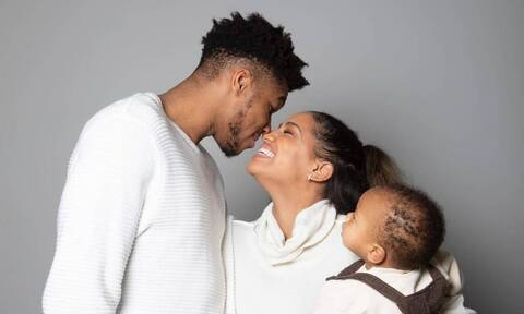 Γιάννης Αντετοκούνμπο: Φανταστική η νέα φωτογραφία με τους δυο γιους του