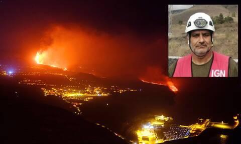 Έλληνας επιστήμονας μιλά στο Νewsbomb.gr απο τη Λα Πάλμα: Οι εκρήξεις μπορεί να κρατήσουν και χρόνια