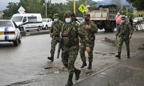 Κολομβία: Ο στρατός ανακοίνωσε τον θάνατο ηγετικού στελέχους του ELN