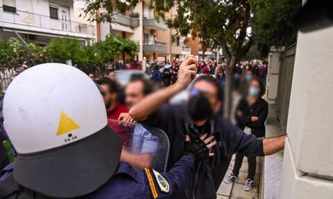 Θεσσαλονίκη: 3 συλλήψεις για τα επεισόδια στο ΕΠΑΛ Σταυρούπολης – Επέμβαση ετοιμάζει η αστυνομία