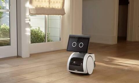 Amazon представила домашнего робота собственного производства