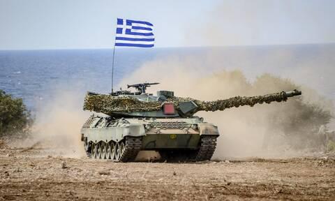 «Παρμενίων 2021»: Το Newsbomb.gr στον Έβρο για τη μεγαλύτερη άσκηση των Ενόπλων Δυνάμεων