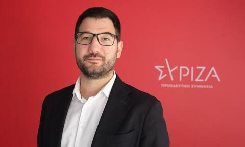 Ηλιόπουλος για επεισόδια στο ΕΠΑΛ Σταυρούπολης: Ευθύνη της κυβέρνησης η έκρηξη νεοναζιστικής βίας