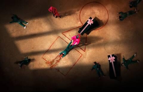 Το «Παιχνίδι του Καλαμαριού»: Όλοι μιλούν για τη νέα σειρά-κόλλημα του Netflix
