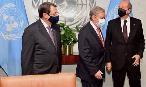 Κύπρος: Άκαρπη συνάντηση στη Νέα Υόρκη - «Μετέωρο» το κυπριακό