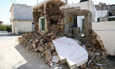 Σεισμός στην Κρήτη: Στήριξη στους σεισμοπαθείς από τους δήμους Ηρακλείου Αττικής και Παλλήνης