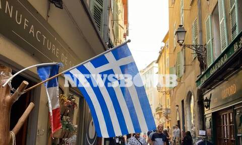 To Newsbomb.gr στην Κυανή Ακτή: Η Γαλλική ριβιέρα έχει... άρωμα Ελλάδας (pics)