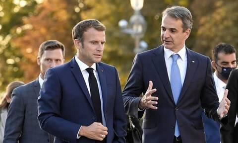 Ελλάδα και Γαλλία ενδυναμώνουν την εικόνα της ΕΕ