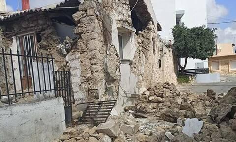 Σεισμός Κρήτη: Αποκαλυπτικές εικόνες καταστροφής καθώς η γη εξακολουθεί να σείεται