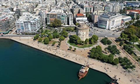 Κορονοϊός: Στο «κόκκινο» Θεσσαλονίκη, Χαλκιδική, Κιλκίς, Λάρισα - Ο νέος επιδημιολογικός χάρτης