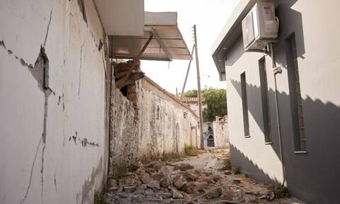 Σεισμός Κρήτη: Ακατάλληλα τα 772 από τα 995 σπίτια που έχουν ελεγχθεί