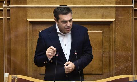 Για επικίνδυνα παιχνίδια με την ακροδεξιά κατηγορεί ο ΣΥΡΙΖΑ την κυβέρνηση