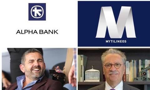 Η επιτυχημένη εθελούσια της Alpha Bank, η Lyktos Holding και η Επιτροπή Επαγγελματικού Αθλητισμού
