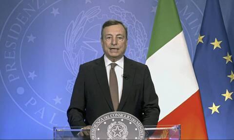 Ντράγκι για Σύμφωνο Σταθερότητας: Δεν είναι ρεαλιστικό να επιμείνουμε στους κανόνες του παρελθόντος