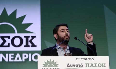 Ανδρουλάκης: Η σοσιαλδημοκρατία είναι εδώ - Η παράταξή μας είναι δύναμη για τη χώρα