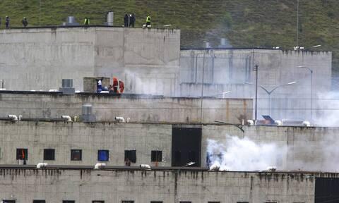 Tαραχές σε φυλακή στο Εκουαδόρ