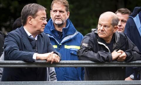 Εκλογές Γερμανία: Ο Άρμιν Λάσετ συνεχάρη με επιστολή τον Όλαφ Σολτς