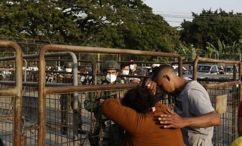 Σφαγή σε φυλακή του Ισημερινού: Σε «κατάσταση εξαίρεσης» σε όλο το σωφρονιστικό σύστημα
