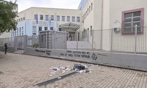 Σταυρούπολη: Σε αστυνομικό κλοιό το ΕΠΑΛ - 6 συλλήψεις για τα επεισόδια, βρέθηκαν όπλα και μαχαίρια