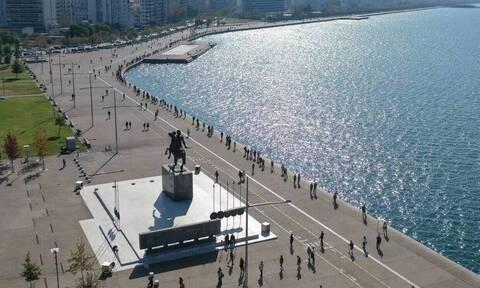 Ο κορονοϊός «καλπάζει» στη Βόρεια Ελλάδα: Στο «κόκκινο» 9 περιοχές, στα ύψη η θετικότητα