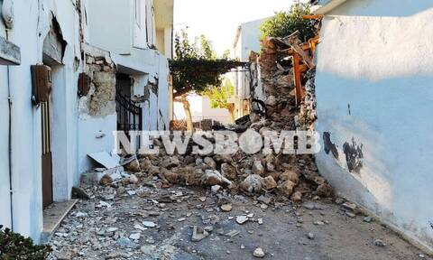 Τσελέντης για σεισμό στην Κρήτη: Ήταν σαν μια γροθιά που βύθισε τη γη προς τα κάτω
