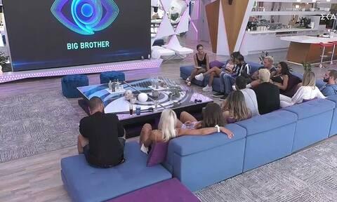 Big Brother: «Βόμβα» στη ψηφοφορία – Οι πέντε υποψήφιοι προς αποχώρηση (video)