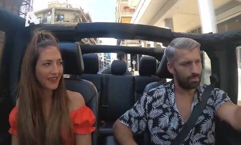The Bachelor: «Η Ακρόπολη τι χρώμα είναι; Μένει κανείς εκεί; Έχει παράθυρα;» (video)
