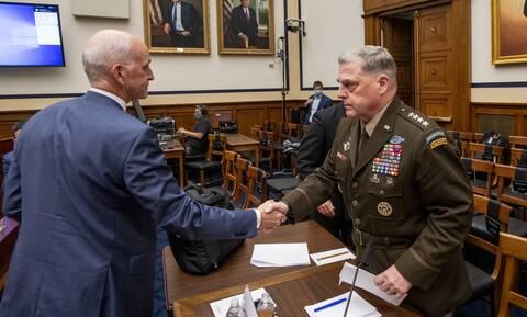 Αφγανιστάν: Οι ΗΠΑ «έχασαν» τον πόλεμο παραδέχεται ο αρχηγός του γενικού επιτελείου εθνικής άμυνας