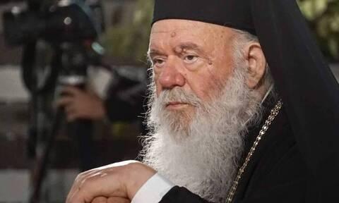 Κρήτη: Στις πληγείσες από τον σεισμό περιοχές, o αρχιεπίσκοπος Ιερώνυμος