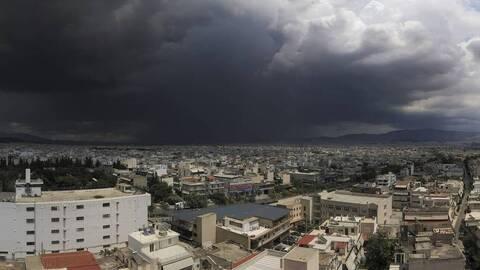 Καιρός: Αυτές τις περιοχές θα «σαρώσει» η κακοκαιρία με βροχές και καταιγίδες