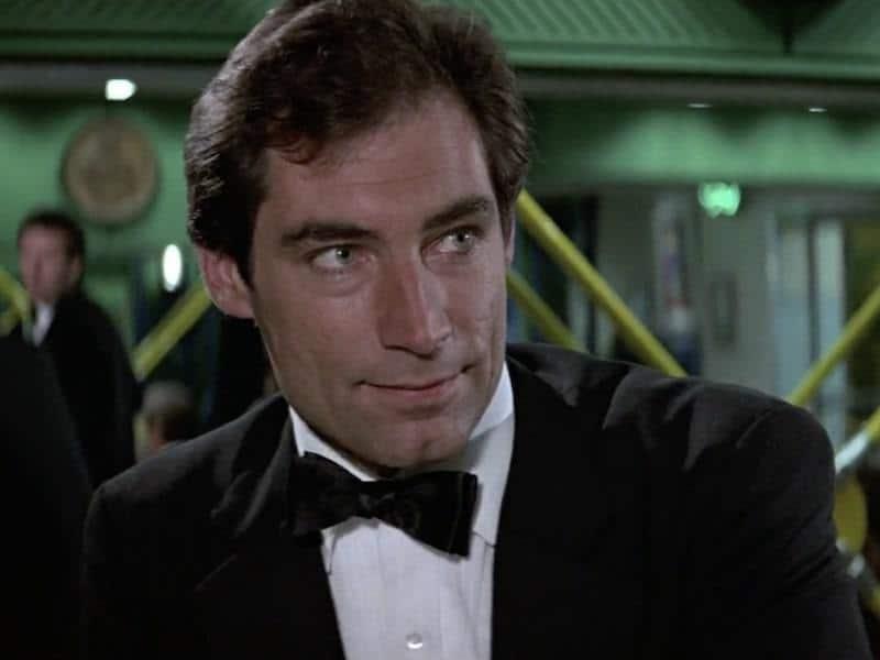 Τίμοθι Ντάλτον ως James Bond
