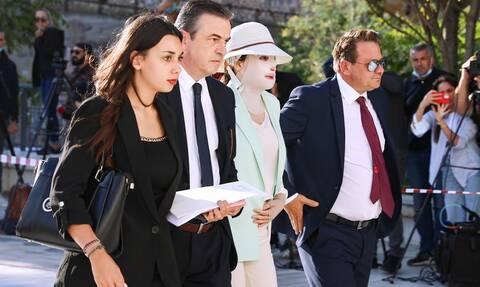 Η Ιωάννα Παλιοσπύρου και οι δικηγόροι της