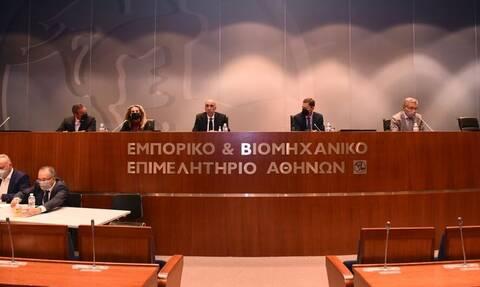 Εξελέγησαν οι αντιπρόεδροι του ΕΒΕΑ