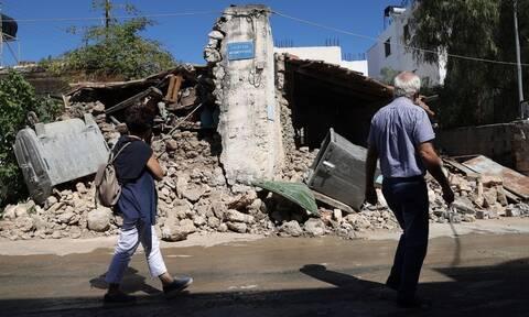 Στα 1.331 τα μη κατοικήσιμα σπίτια μετά τους σεισμούς στο Αρκαλοχώρι