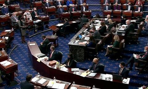 Πέρασε από τη Γερουσία των ΗΠΑ το νομοσχέδιο για το όριο του χρέους
