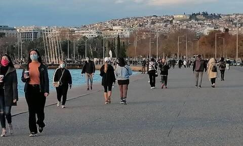 Κορονοϊός: Mini lockdown σε Θεσσαλονίκη, Λάρισα, Χαλκιδική, Κιλκίς – Από σήμερα σε ισχύ τα μέτρα