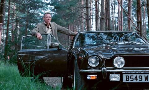 No Time to Die: Το Bond film με την καλύτερη συλλογή αυτοκινήτων