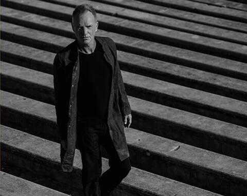 Sting: Νέο τραγούδι λίγο πριν τη δεύτερη συναυλία του στο Ηρώδειο