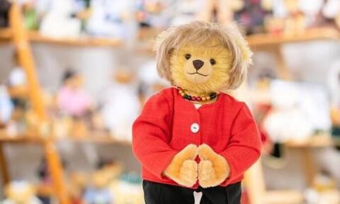 Γερμανία: Η Μέρκελ έγινε…αρκουδάκι και κάνει «τρελές» πωλήσεις
