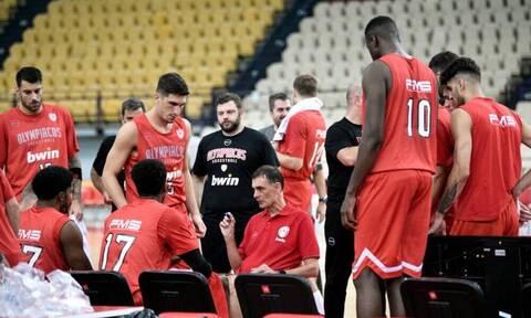 Ολυμπιακός-Μπασκόνια: Η ώρα και το κανάλι της «ερυθρόλευκης» πρεμιέρας στη Euroleague