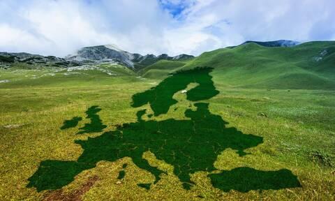 """Η ευρωπαϊκή """"πράσινη"""" συμφωνία για ένα βιώσιμο μέλλον"""