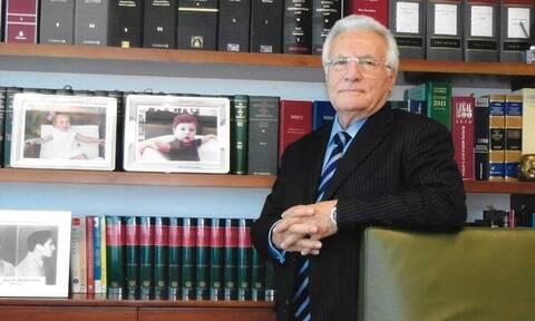 Θλίψη στην Κύπρο: Πέθανε ο γνωστός δικηγόρος Ανδρέας Νεοκλέους