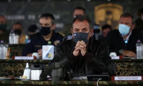 Παναγιωτόπουλος: 3,4 εκατ. ευρώ για την αντιμετώπιση της μεταναστευτικής κρίσης στον Έβρο
