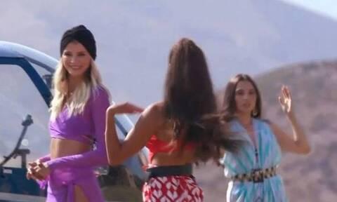 The Bachelor: Τα τρία νέα κορίτσια έφεραν... πανικό (video)