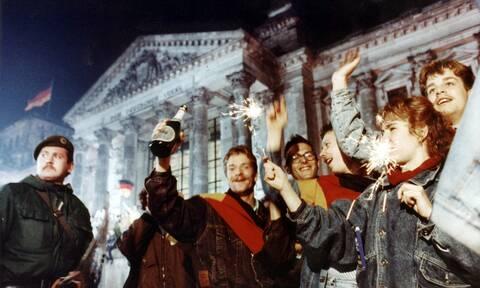 Γερμανία επανένωση 3 Οκτωβρίου