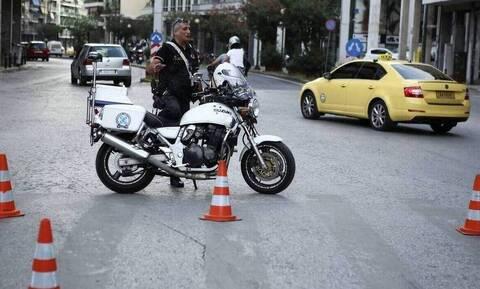 Προσοχή! Κυκλοφοριακές ρυθμίσεις στην Αθήνα - Ποιοι δρόμοι είναι κλειστοί σήμερα