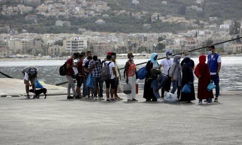 Μεταναστευτικό: Βίντεο - Ντοκουμέντα από περάσματα διακινητών στην Ελλάδα