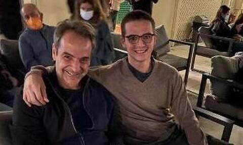 Μητσοτάκης: Με τον γιο του στην νέα ταινία του James Bond - Δείτε την ανάρτησή του (pic)