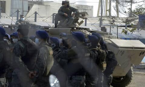 Ισημερινός: Πυρά εναντίον αστυνομικών στη φυλακή της Γουαγιακίλ