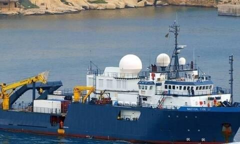 Το τραβάνε στα άκρα οι Τούρκοιμε νέα NAVTEX στην περιοχή ερευνών του Nautical Geo